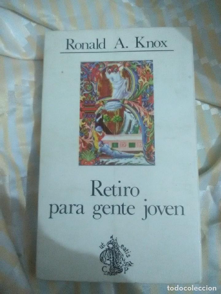 RETIRO PARA GENTE JOVEN. KNOX. CUADERNOS PALABRA, Nº 74. 1981. 1ª ED. (Libros de Segunda Mano - Religión)