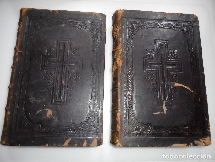 LA SAGRADA BIBLIA (TOMOS 3 Y 4) Y92671 (Libros de Segunda Mano - Religión)
