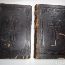 Libros de segunda mano: LA SAGRADA BIBLIA (TOMOS 3 Y 4) Y92671. Lote 153049494
