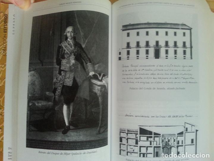 Libros de segunda mano: FUNDACIÓN HERMANDAD DEL SANTÍSIMO CRISTO EN LA COLUMNA DE ZARAGOZA - C. ASCASO (IFC, ZARAGOZA, 2007) - Foto 6 - 153140146