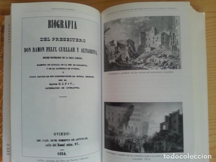 Libros de segunda mano: FUNDACIÓN HERMANDAD DEL SANTÍSIMO CRISTO EN LA COLUMNA DE ZARAGOZA - C. ASCASO (IFC, ZARAGOZA, 2007) - Foto 7 - 153140146
