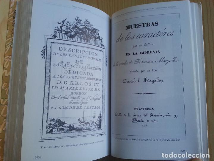 Libros de segunda mano: FUNDACIÓN HERMANDAD DEL SANTÍSIMO CRISTO EN LA COLUMNA DE ZARAGOZA - C. ASCASO (IFC, ZARAGOZA, 2007) - Foto 9 - 153140146