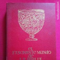 Libros de segunda mano: EL FASCINANTE MUNDO DE LA BIBLIA -NELSON BEECHER KEYES.. Lote 153878286
