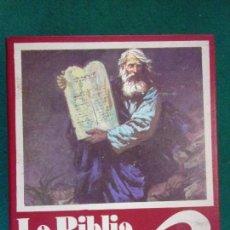 Libros de segunda mano: LA BIBLIA PALABRA DE DIOS / AFHA. 1978. Lote 153930734