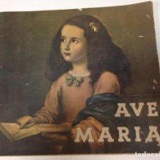 Libros de segunda mano: AVE MARIA,EDITORIAL SAN PABLO. Lote 153955950