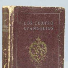 Libros de segunda mano: 1938.- LOS CUATRO EVANGELIOS. TORRES AMAT. SAL TERRAE. Lote 154206058