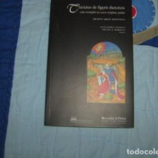 Libri di seconda mano: TRACTATUS DE FIGURIS RHETORICIS , BENITO ARIAS MONTANO , HUELVA , UNICO EN TC.. Lote 154291806
