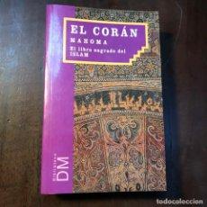 Libros de segunda mano: EL CORÁN - MAHOMA. Lote 154060242