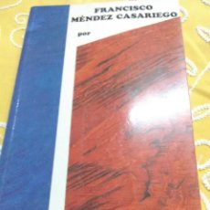 Libros de segunda mano: FRANCISCO MÉNDEZ CASARIEGO. J. MARTÍN ABAD. HH. TRINITARIAS. 1995.. Lote 154563958