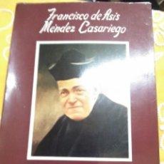 Libros de segunda mano: QUIEN ES MI PRÓJIMO. FRANCISCO MÉNDEZ CASARIEGO. BARRIOS. HH. TRINITARIAS. 1981.. Lote 154565022