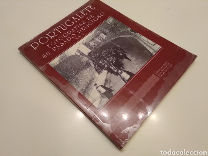 PORTUGALETE FOTOGRAFÍAS DE SU PASADO RELIGIOSO VVAA FOTOGRAFIA ANTIGUA VIZCAYA PAIS VASCO (Libros de Segunda Mano - Religión)