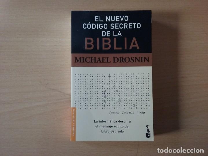 EL NUEVO CÓDIGO SECRETO DE LA BIBLIA - MICHAEL DROSNIN (Libros de Segunda Mano - Religión)