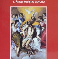 Libros de segunda mano: LA IMAGEN DE CRISTO EN LA CONTEMPLACIÓN DE SANTA TERESA DE JESÚS - Á. MORENO - MONTE CARMELO, 2007. Lote 155528378
