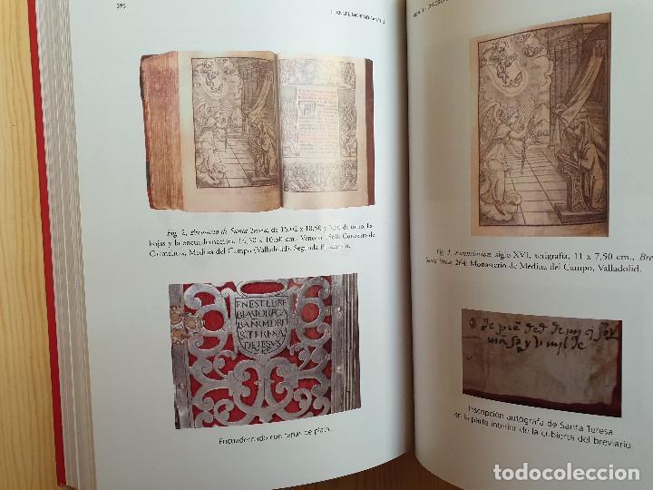 Libros de segunda mano: LA IMAGEN DE CRISTO EN LA CONTEMPLACIÓN DE SANTA TERESA DE JESÚS - Á. MORENO - MONTE CARMELO, 2007 - Foto 4 - 155528378