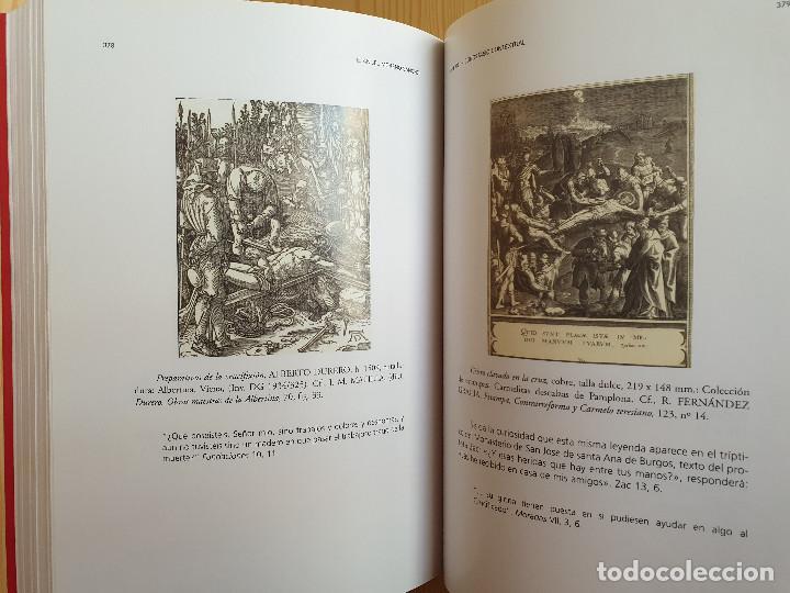 Libros de segunda mano: LA IMAGEN DE CRISTO EN LA CONTEMPLACIÓN DE SANTA TERESA DE JESÚS - Á. MORENO - MONTE CARMELO, 2007 - Foto 5 - 155528378
