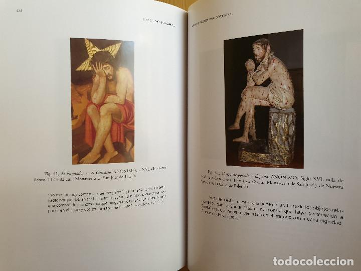 Libros de segunda mano: LA IMAGEN DE CRISTO EN LA CONTEMPLACIÓN DE SANTA TERESA DE JESÚS - Á. MORENO - MONTE CARMELO, 2007 - Foto 6 - 155528378