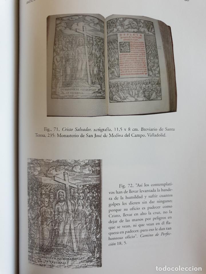 Libros de segunda mano: LA IMAGEN DE CRISTO EN LA CONTEMPLACIÓN DE SANTA TERESA DE JESÚS - Á. MORENO - MONTE CARMELO, 2007 - Foto 8 - 155528378