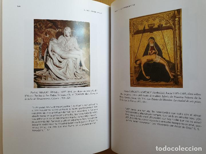 Libros de segunda mano: LA IMAGEN DE CRISTO EN LA CONTEMPLACIÓN DE SANTA TERESA DE JESÚS - Á. MORENO - MONTE CARMELO, 2007 - Foto 10 - 155528378