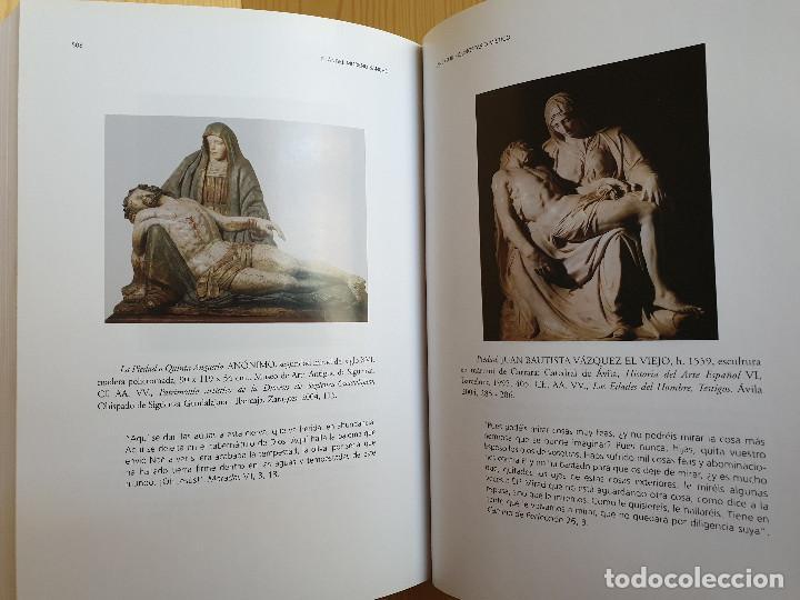 Libros de segunda mano: LA IMAGEN DE CRISTO EN LA CONTEMPLACIÓN DE SANTA TERESA DE JESÚS - Á. MORENO - MONTE CARMELO, 2007 - Foto 11 - 155528378