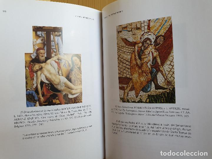 Libros de segunda mano: LA IMAGEN DE CRISTO EN LA CONTEMPLACIÓN DE SANTA TERESA DE JESÚS - Á. MORENO - MONTE CARMELO, 2007 - Foto 12 - 155528378