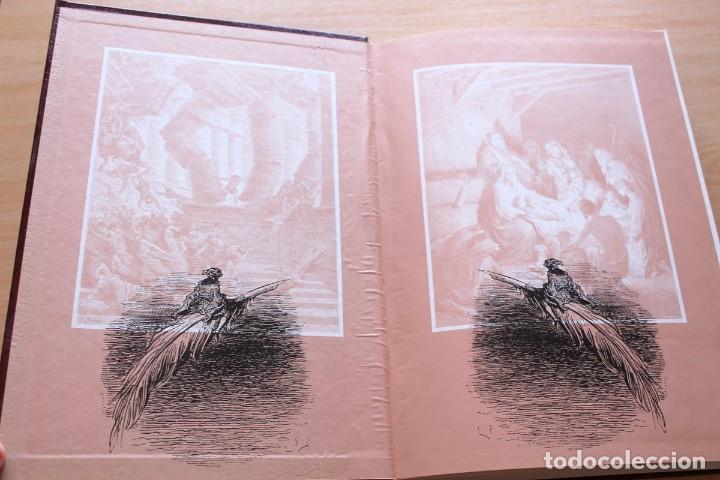Libros de segunda mano: La Bíblia en imágenes de Gustavo Doré. 230 ilustraciones. GRAN FORMATO - Foto 3 - 155611550