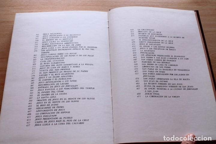 Libros de segunda mano: La Bíblia en imágenes de Gustavo Doré. 230 ilustraciones. GRAN FORMATO - Foto 11 - 155611550