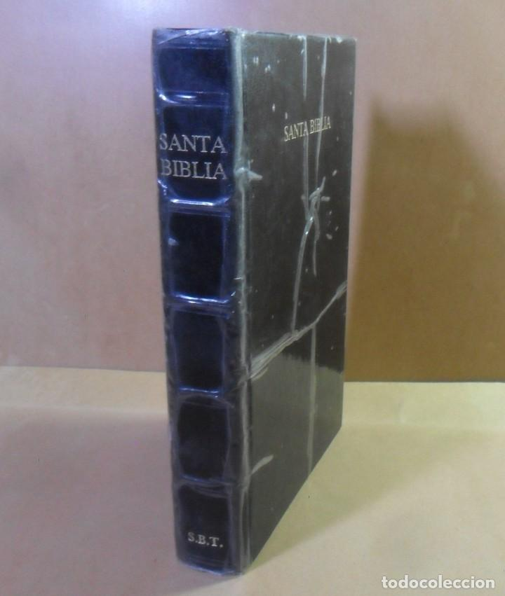 SANTA BIBLIA - SOCIEDAD BIBLICA - FORMATO GRANDE ** VER FOTOS (Libros de Segunda Mano - Religión)
