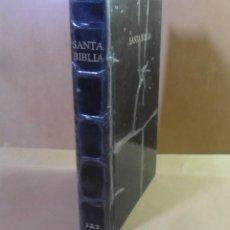 Libros de segunda mano: SANTA BIBLIA - SOCIEDAD BIBLICA - FORMATO GRANDE ** VER FOTOS. Lote 156588938