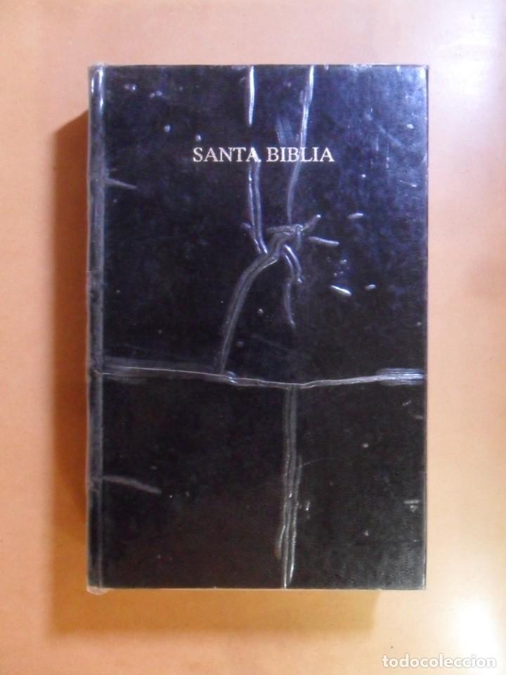 Libros de segunda mano: SANTA BIBLIA - SOCIEDAD BIBLICA - FORMATO GRANDE ** VER FOTOS - Foto 2 - 156588938