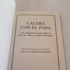 Libros de segunda mano - Laudes con el Papa - tdk26 - 156773310