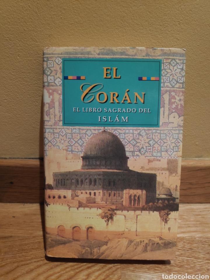 EL CORÁN EL LIBRO SAGRADO DEL ISLAM (Libros de Segunda Mano - Religión)