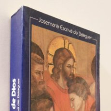 Libros de segunda mano: AMIGOS DE DIOS: HOMILÍAS - JOSEMARÍA ESCRIVÁ DE BALAGUER, SANTO , SANTO. Lote 157672444