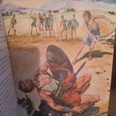 Libros de segunda mano: BIBLIA JUVENIL NUEVO TESTAMENTO Y ANTIGUO TESTAMENTO JOSE M GIRABAL 1976. Lote 157773548