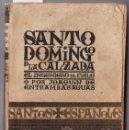 Libros de segunda mano: JOAQUÍN ENTRAMBASAGUAS. SANTO DOMINGO DE LA CALZADA. EL INGENIERO DEL CIELO. MADRID, 1940.. Lote 158752794