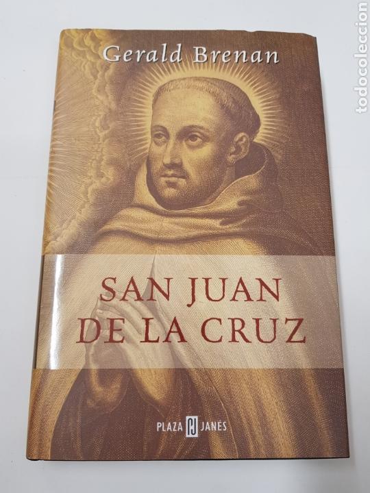 SAN JUAN DE LA CRUZ - GERALD BRENAN - TDK21 (Libros de Segunda Mano - Religión)