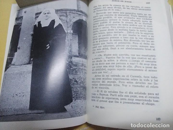Libros de segunda mano: Historia de un alma. Teresa de Lisieux. Monte Carmelo. 1978. 2 Ed. - Foto 3 - 159163678