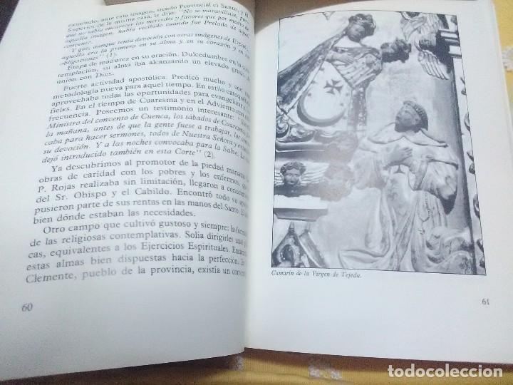 Libros de segunda mano: Simón de Rojas, esclavo de María y hermano de los pobres. Fuentes. 1988. - Foto 3 - 159163982