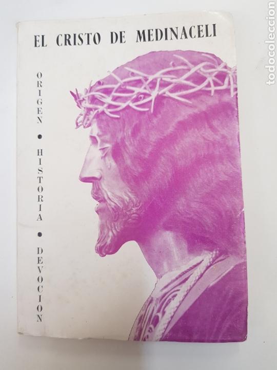 EL CRISTO DE MEDINACELI LIBRO.TDK10 (Libros de Segunda Mano - Religión)