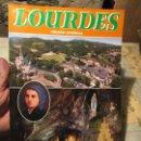 Libros de segunda mano: ANTIGUO LIBRO LOURDES POR ANTONIO BERNARDO VERSIÓN ESPAÑOLA EDICIONES ANDRÉ. Lote 159448958
