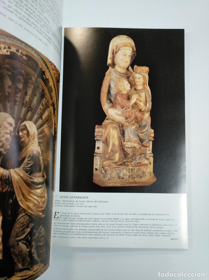 Libros de segunda mano: LA VIRGEN EN EL ARTE DE LA RIOJA DE LOS SIGLOS XII - XVIII. TDK383 - Foto 2 - 159557610