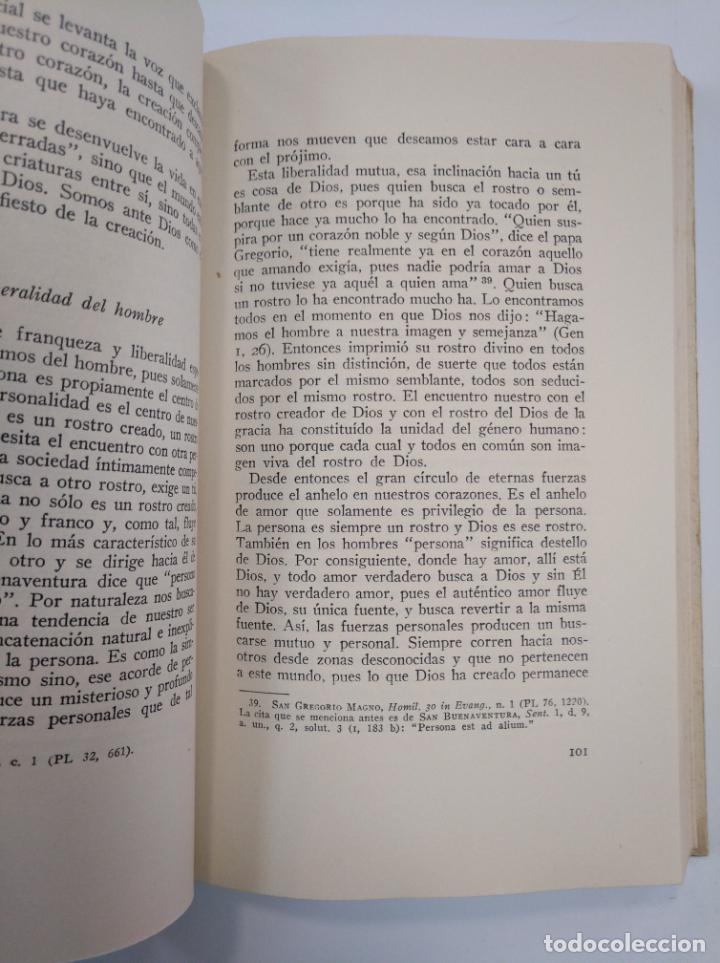 Libros de segunda mano: ANGUSTIA Y ESPERANZA. CLAVE TEOLÓGICA AL LABERINTO FILOSÓFICO DE NUESTRO TIEMPO.- MÜLLER, M. TDK383 - Foto 2 - 159561854