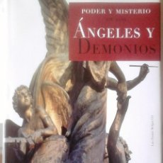 Libros de segunda mano: LUIS TOMÁS MELGAR GIL - PODER Y MISTERIO DE LOS ÁNGELES Y DEMONIOS. Lote 160099734