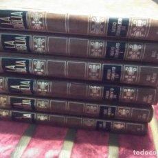 Libros de segunda mano: LA BIBLIA. 6 TOMOS. BAC-MIÑÓN. 1970.. Lote 160195686