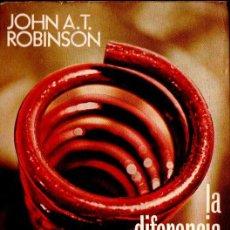 Libros de segunda mano: ROBINSON : LA DIFERENCIA QUE IMPLICA SER CRISTIANO HOY (ARIEL, 1973). Lote 160446034