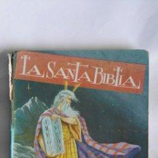 Libros de segunda mano: LA SANTA BIBLIA EDITORIAL VASCO AMERICANA. Lote 160483149