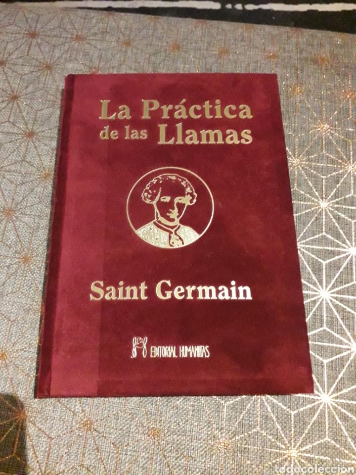 LA PRÁCTICA DE LAS LLAMAS. SAINT GERMAIN (Libros de Segunda Mano - Religión)