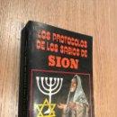 Libros de segunda mano: LOS PROTOCOLOS DE LOS SABIOS DE SIÓN. SERGE NILUS. Lote 160967266