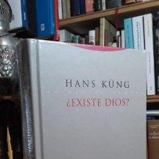 Libros de segunda mano: HANS KÜNG: ¿EXISTE DIOS?. (EDITORIAL TROTTA).. Lote 161167410