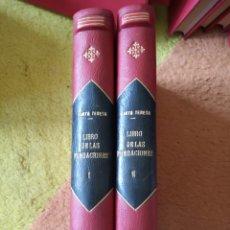 Libros de segunda mano: LIBRO DE LAS FUNDACIONES. SANTA TERESA. Lote 161267266