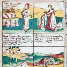 Libros de segunda mano: ¡MUY RARO! FRANCISCO DE REZA, DEFENSA DE LA INMACULADA CONCEPCIÓN (S.XV), FACSÍMIL ÍNTEGRO ILUSTRADO. Lote 161488186